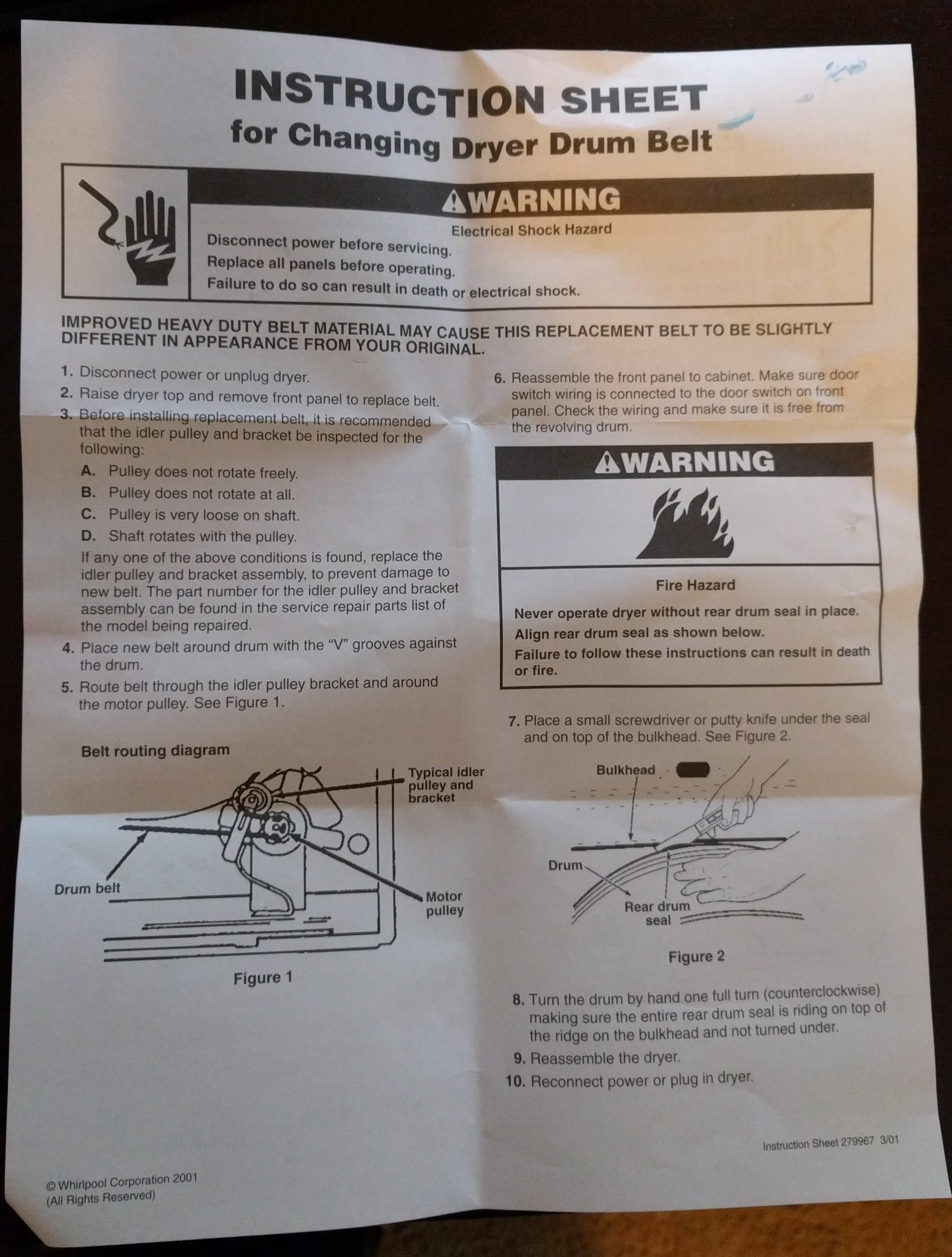 kenmore 80 series dryer belt. this confirmed my suspicion with the idler pulley being issue, so i\u0027m glad i replaced it all at once rather than ordering just belt. dryer now kenmore 80 series belt